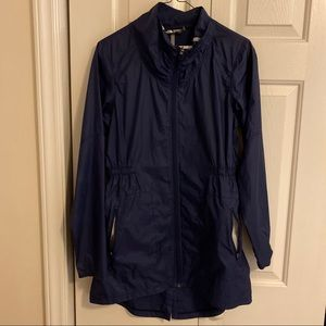 North face Windbreaker/raincoat long jacket
